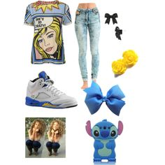 """""""Going out !??❤️"""" by daejamarie123 on Polyvore cheap Air Jordan 5 LANEY only $ 54, save up to 68% off"""