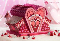 Love Hut Mailbox