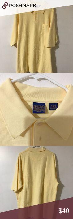 Pendleton Polo Shirt Heavy weight knit, original XL Pendleton polo shirt. Has pocket too  Great condition 9.5/10 Pendleton Shirts Polos