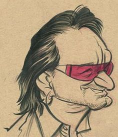 Bono by Zack Wallenfang