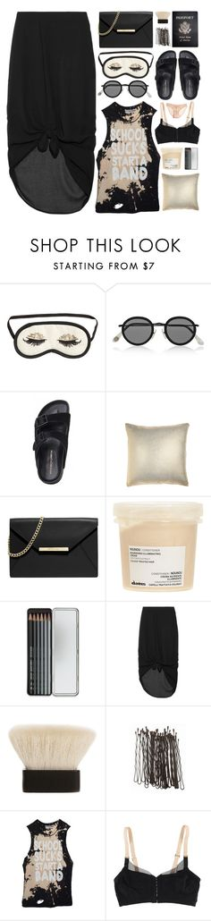 """""""Fight For Your Right, The Beastie Boys"""" by blendasantos ❤ liked on Polyvore featuring H&M, Acne Studios, MICHAEL Michael Kors, Davines, Caran D'Ache, Passport, Minimarket, Claudio Riaz, BOBBY and High Heels Suicide"""