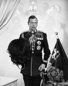 HRH Prince George, Duke of Kent 1902-1942 Younger brother of King Edward VIII and King George VI.  Uncle of Queen Elizabeth II.
