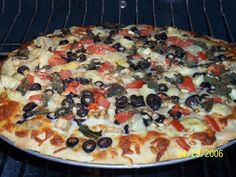 Sicilian Pizza Dough