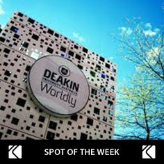 Deakin University parking for just $5 per day!   Visit our 'Spot of the Week' to book today.
