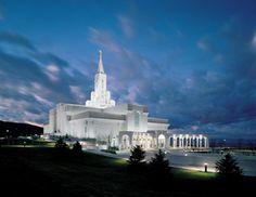 Bountiful Utah LDS Temple    #MormonLink #LDSTemples