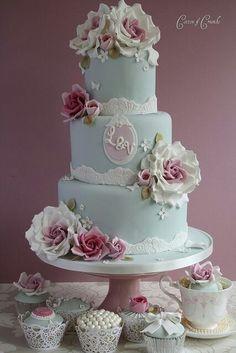 Torta pastello trepiani