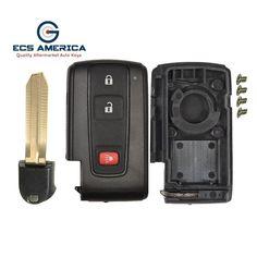 2004 - 2009 Toyota Prius Smart Key Shell 3B