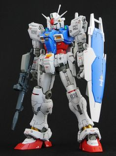 Robo Transformers, Rg Gp01, Gundam Toys, Gundam Mobile Suit, Gundam Model, Plastic Models, Photo Art, Sci Fi, Geek Stuff