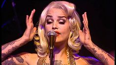 Vinila Von Bismark & The Lucky dados - Sad Song - Gaztea Live