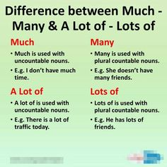 Learn and Practice English: ।। Difference between ।। English Learning Spoken, Teaching English Grammar, English Writing Skills, English Language Learning, English Lessons, English Adjectives, English Verbs, English Phrases, Learn English Words