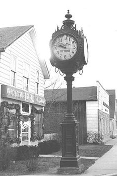The Richmond Clock