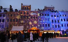 When I Think Of Warsaw, I Think Of Christmas