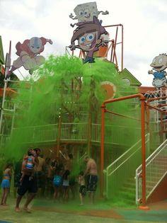 Nick Resorts in Orlando!