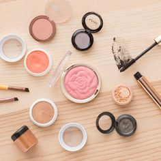 Looking to take the perfect 'Makeup of the Day' shot for Instagram? Bookmark these 6 quick + easy tips for taking the perfect overhead shot. #partner