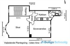 Grønnegade 72, st. th., 8000 Aarhus C - Lys, delevenlig to-værelses andelslejlighed i Øgaderne #andel #andelsbolig #andelslejlighed #aarhus #selvsalg #boligsalg #boligdk