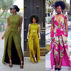 Va-Va-Voom in This Trendy and Stylish Ankara Styles - Wedding Digest Naija African Inspired Fashion, African Print Fashion, Ankara Fashion, African Prints, Ankara Fabric, African Fabric, African Wear, African Dress, African Women