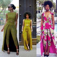 Va-Va-Voom in This Trendy and Stylish Ankara Styles - Wedding Digest Naija African Inspired Fashion, African Print Fashion, Africa Fashion, Fashion Prints, Love Fashion, Ankara Fashion, African Prints, Fashion 2017, Unique Ankara Styles