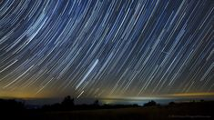 Startrails Timelapse Carolina