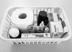 Organised Meds whilst your sick - Nordic Planning - Professional Organiser in Perth