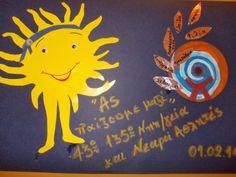 135 και 43 ΝΗΠΙΑΓΩΓΕΙΑ ΑΘΗΝΩΝ Special Olympics, Tweety, Fictional Characters, Fantasy Characters
