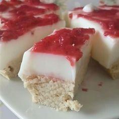 """256 Me gusta, 36 comentarios - Anita (@anita.fit7) en Instagram: """"Muchas veces haré esta DELICIA, de lo más fácil , super jugosa y fresquita la tarta de queso fit…"""""""
