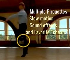 Performing Multiple Pirouettes