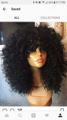 It's called Simply Brazilian  100% natural Curly in 12inc or 14inc