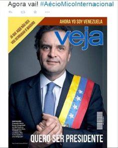 Por Dentro... em Rosa: Só rindo : a marcha dos patetas em Caracas !