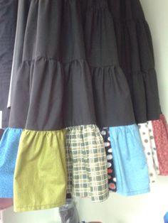 юбка для очень высокой девушки, июнь 2015