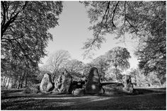 If your planning to visit Wayland Smithy to photograph the stones, make the most of the late Autumn sun, the late afternoon Sun will give you a better Illumination on the four main standing stones around the entrance.