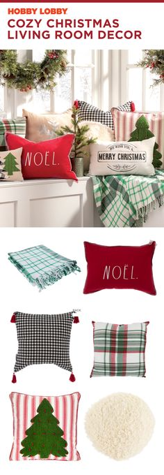 Cozy Christmas Living Room Decor At Hobby Lobby cozy comes in many styles. Source by HobbyLobby Cozy Christmas, Christmas Holidays, Christmas Decorations, Xmas, Christmas Living Rooms, Christmas Inspiration, Hobby Lobby, Holiday Crafts, Living Room Decor