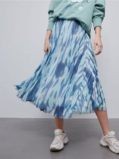 Плісирована спідниця, RESERVED, XV238-MLC Midi Skirt, Pleated Skirt, Skirts, Lady, Fashion, Pleated Skirt Outfit, Moda, Midi Skirts, Skirt