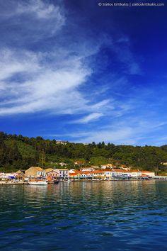 Katakolo a seaside town in the municipality of Pyrgos in western Elis.