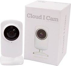 $169 Wireless Home Security & Caretaker Camera System by iCare Cloud. WiFi Video Surveillance and Indoor IP Monitoring - ON SALE TODAY! iCare Cloud Camera http://www.amazon.com/dp/B00MVAKM14/ref=cm_sw_r_pi_dp_Ayp5ub014JARW