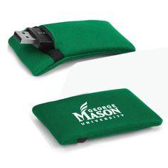 Triple USB Flash Drive Holder | Premium Neoprene Sleeves