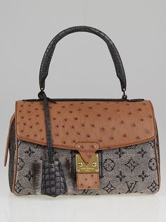 Louis Vuitton Limited Edition Rose Gold Monogram Comedie Carrousel Bag