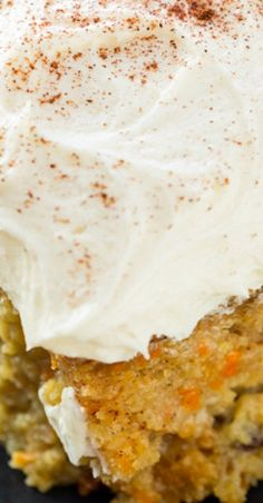 Tres Leches Carrot Cake (and 5 Easy Steps to Find a Therapist) - Willow Bird Baking Best Cake Recipes, Dessert Recipes, Cupcake Recipes, Easy Recipes, Carrot Cake Cheesecake, Salty Cake, Frosting Recipes, Savoury Cake, Clean Eating Snacks