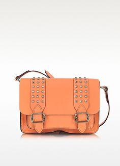 found this in yellow @ TJ Maxx  Rebecca Minkoff Small Alex Leather Crossbody Bag