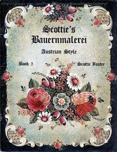 Scottie's Bauernmlerei Book 5 - Michelle L. Porte V. - Álbuns da web do Picasa... Free book!