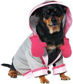 Dog Costume Gloves