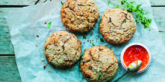 Green Kitchen Stories Apple and Oat Scones