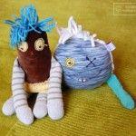 Kuscheltiere selber machen  #selbermachen #DIY #kuscheltiere #stofftiere #kinder