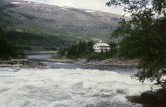 Villa Laksfors (Laksforsvillaen) / Laksfors House (Engelskvillaen), 8680 Trofors, Norway Delena, Norway, Villa, Museum, River, House, Outdoor, Velvet, Outdoors