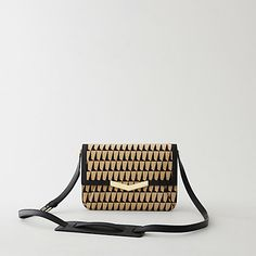 Affine Small Shoulder Bag by TIME'S ARROW