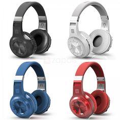 BLUEDIO H+ Bluetooth 4.1 Headphones Wireless Gaming Headset with Mic