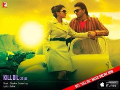 Sajde Song 2014 Kill Dil Movie