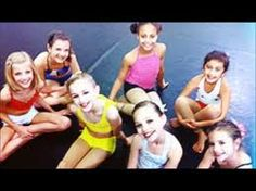 Dance Moms girls<3!