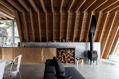 Whistler Cabin, Scott Architects
