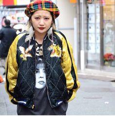 Souvenir Jacket trend