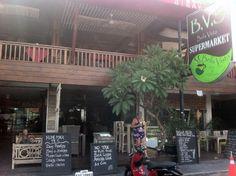 Legian: Bella-Vista Coffee & Juice Bar.